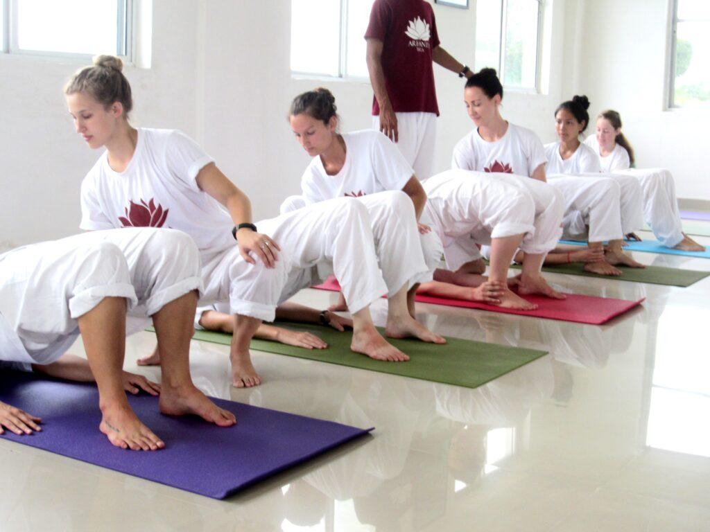 200 Heures De Cours De Formation De Professeur de Hatha Yoga