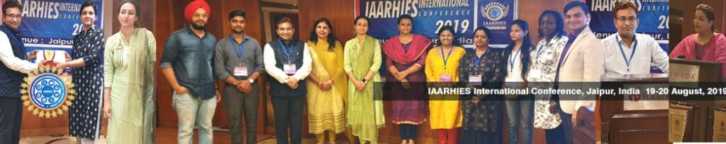 IAARHIES 261st International Conference on IT & Computer Science – ICITCS – 2021