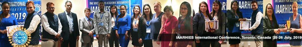 IAARHIES 259th International Conference on Business & Economics ICBE – 2021