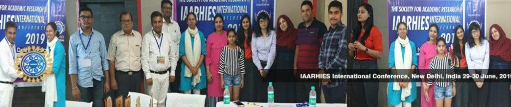 IAARHIES 258th International Conference on Engineering & Technology ICET – 2021