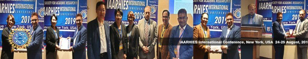 IAARHIES 261st International Conference on Engineering & Technology ICET – 2021