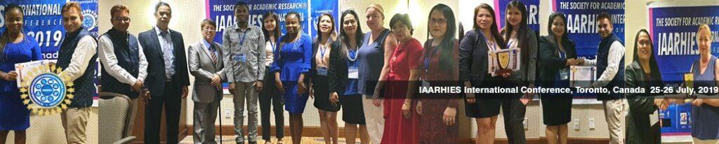 IAARHIES 263rd International Conference on Business & Economics ICBE – 2021
