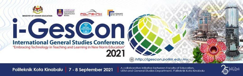 International General Studies Conference 2021