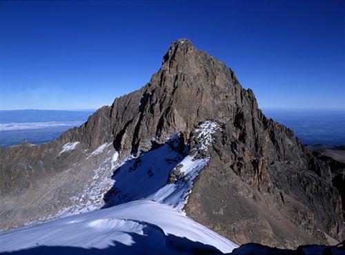 Mount Kenya   Climbing Safaris