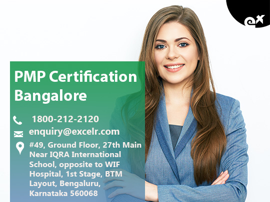 ExcelR – PMP Certification Bangalore